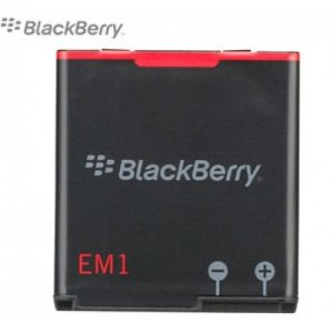 ORIGINAL BB BLACKBERRY EM1 BATTERY FOR CURVE 9350,9360,9370
