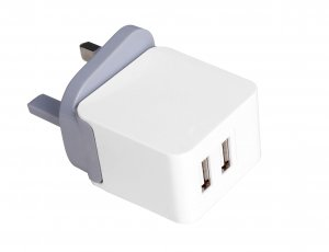 Avantree TR205 15.5W Dual USB Wall/Home/Travel Charger