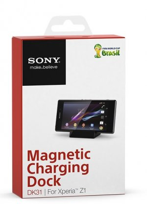 SONY DK31 MAGNETIC CHARGING DOCK FOR XPERIA Z1