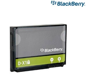ORIGINAL BB BLACKBERRY D-X1 BATTERY